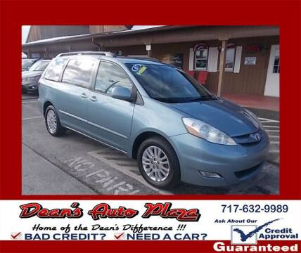 2007 Toyota Sienna for sale at Dean's Auto Plaza in Hanover PA