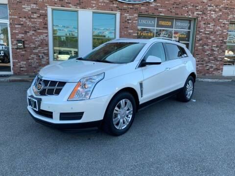 2010 Cadillac SRX for sale at Ohio Car Mart in Elyria OH