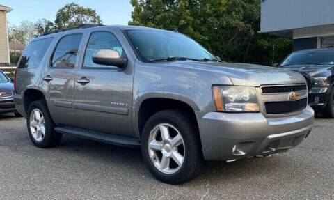 2007 Chevrolet Tahoe for sale at CANDOR INC in Toms River NJ