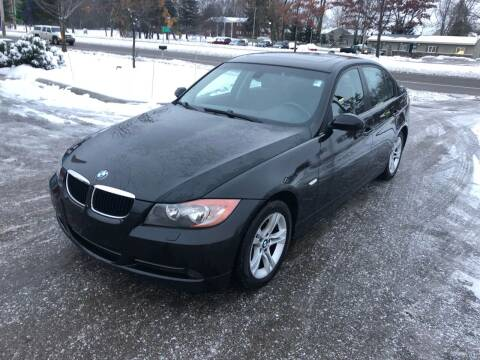 2008 BMW 3 Series for sale at Station 45 Auto Sales Inc in Allendale MI