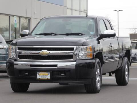 2010 Chevrolet Silverado 1500 for sale at Loudoun Used Cars - LOUDOUN MOTOR CARS in Chantilly VA