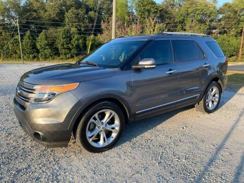 2014 Ford Explorer for sale at RCD Trucks in Macon GA