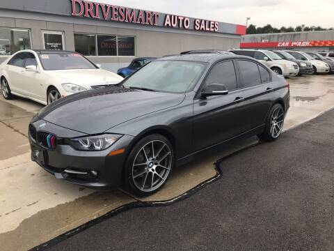 2015 BMW 3 Series for sale at DriveSmart Auto Sales in West Chester OH
