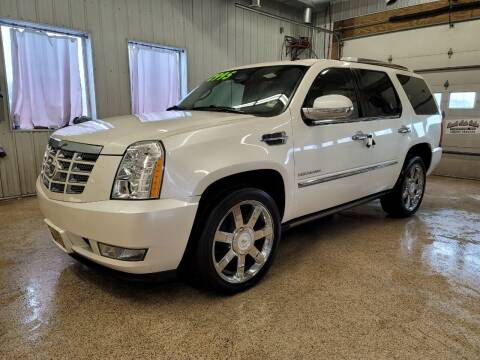 2011 Cadillac Escalade for sale at Sand's Auto Sales in Cambridge MN