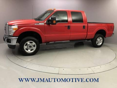 2016 Ford F-250 Super Duty for sale at J & M Automotive in Naugatuck CT