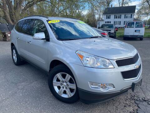 2011 Chevrolet Traverse for sale at East Windsor Auto in East Windsor CT