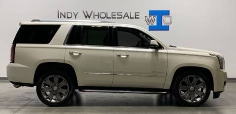 2015 GMC Yukon for sale at Indy Wholesale Direct in Carmel IN