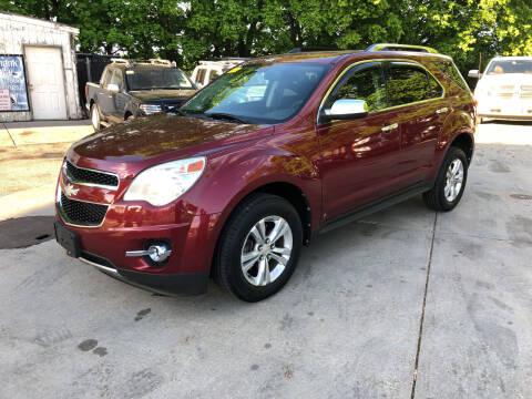 2010 Chevrolet Equinox for sale at Barga Motors in Tewksbury MA