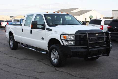 2013 Ford F-250 Super Duty for sale at New Mobility Solutions in Jackson MI