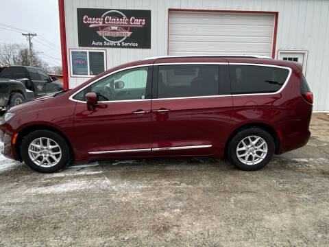 2018 Chrysler Pacifica for sale at Casey Classic Cars in Casey IL