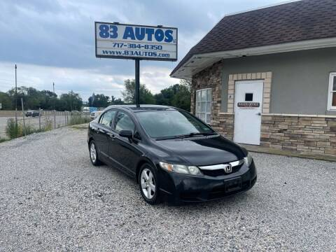 2009 Honda Civic for sale at 83 Autos in York PA