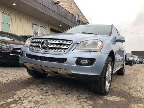 2008 Mercedes-Benz M-Class for sale at Six Brothers Auto Sales in Youngstown OH
