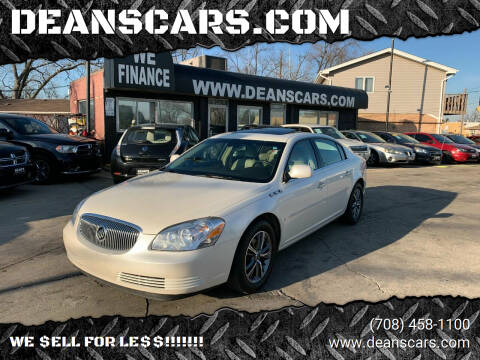2008 Buick Lucerne for sale at DEANSCARS.COM in Bridgeview IL