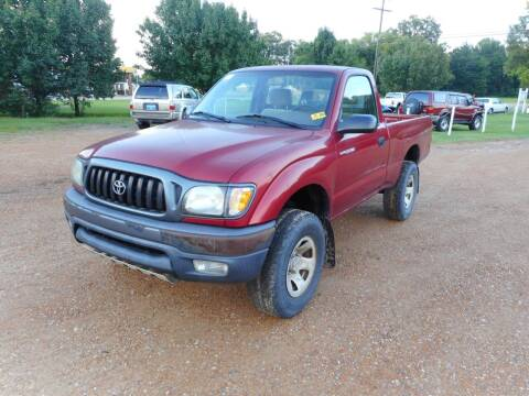 2004 Toyota Tacoma for sale at Cooper's Wholesale Cars in West Point MS