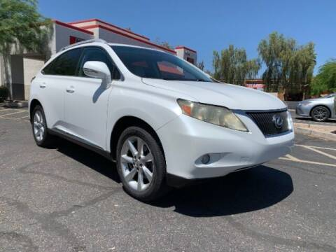 2010 Lexus RX 350 for sale at Brown & Brown Wholesale in Mesa AZ