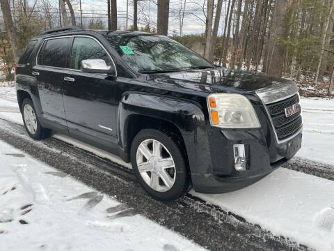 2010 GMC Terrain for sale at Amherst Street Auto in Manchester NH