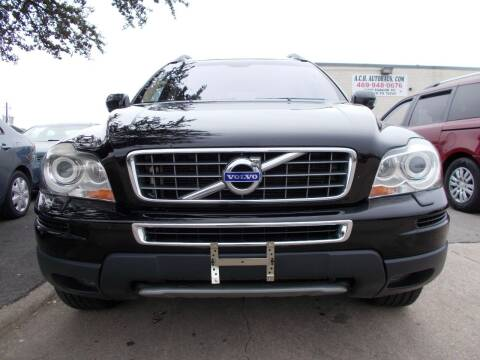 2012 Volvo XC90 for sale at ACH AutoHaus in Dallas TX