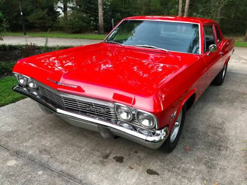 1965 Chevrolet Biscayne for sale at Muscle Cars USA 1 in Murrells Inlet SC