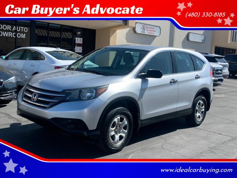 2013 Honda CR-V for sale at Car Buyer's Advocate in Phoenix AZ