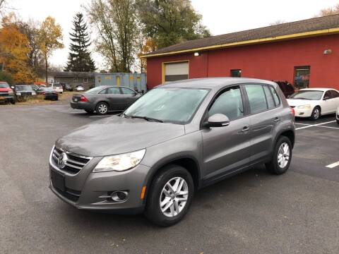2011 Volkswagen Tiguan for sale at ASC Auto Sales in Marcy NY