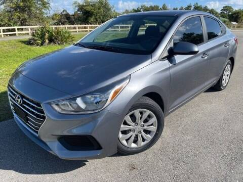 2020 Hyundai Accent for sale at Deerfield Automall in Deerfield Beach FL