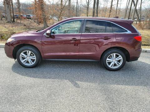 2013 Acura RDX for sale at Car One in Essex MD