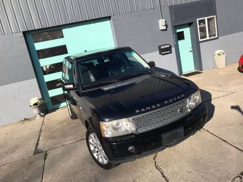 2008 Land Rover Range Rover for sale at Enthusiast Autohaus in Sheridan IN