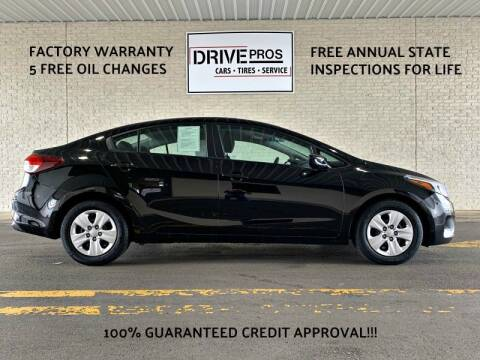 2017 Kia Forte for sale at Drive Pros in Charles Town WV