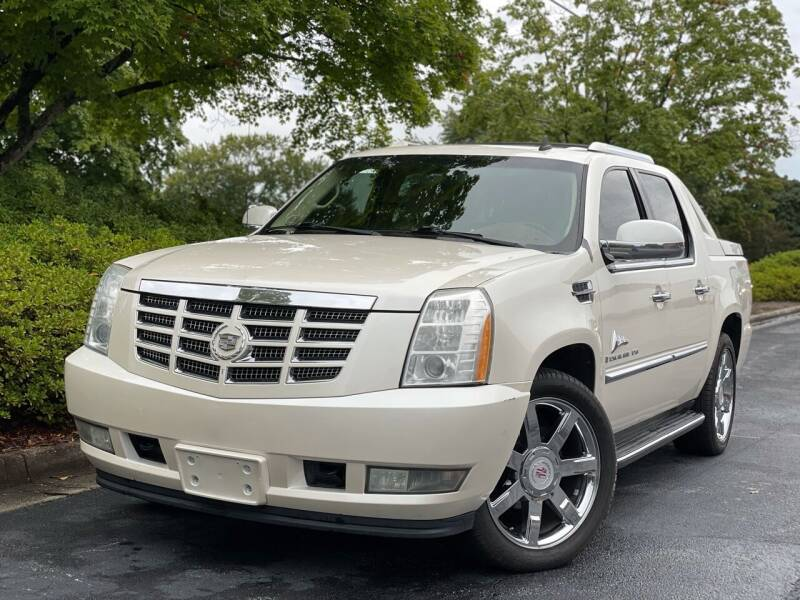 2009 Cadillac Escalade EXT for sale at William D Auto Sales in Norcross GA
