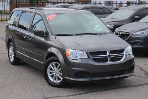 2016 Dodge Grand Caravan for sale at Car Bazaar INC in Salt Lake City UT