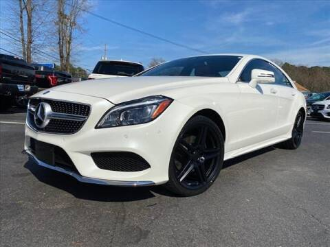 2016 Mercedes-Benz CLS for sale at iDeal Auto in Raleigh NC