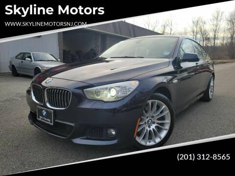 2013 BMW 5 Series for sale at Skyline Motors in Ringwood NJ