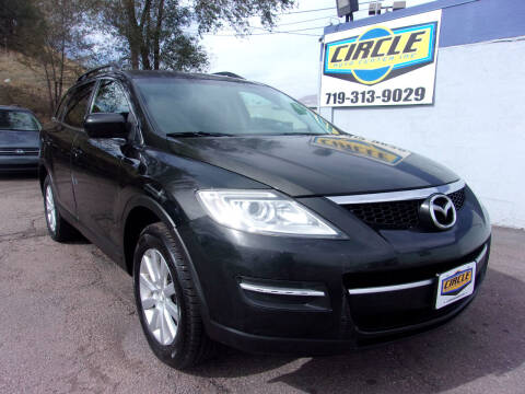 2007 Mazda CX-9 for sale at Circle Auto Center in Colorado Springs CO