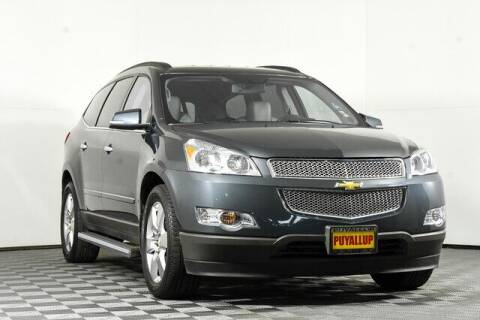 2011 Chevrolet Traverse for sale at Washington Auto Credit in Puyallup WA