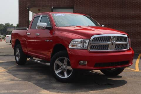 2010 Dodge Ram Pickup 1500 for sale at Hobart Auto Sales in Hobart IN