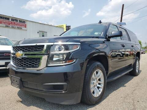 2017 Chevrolet Suburban for sale at MENNE AUTO SALES LLC in Hasbrouck Heights NJ
