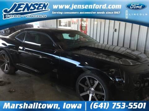 2010 Chevrolet Camaro for sale at JENSEN FORD LINCOLN MERCURY in Marshalltown IA