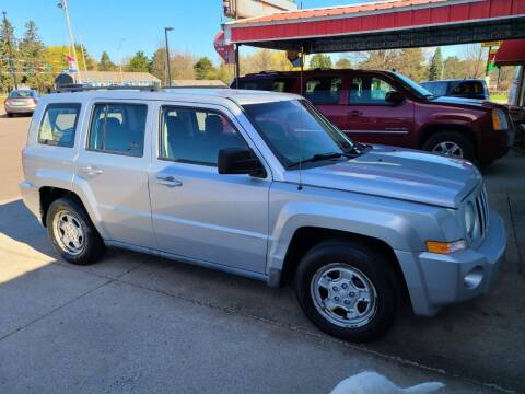 2010 Jeep Patriot for sale at Rum River Auto Sales in Cambridge MN