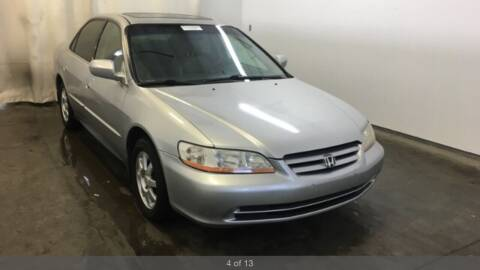 2002 Honda Accord for sale at McMinnville Auto Sales LLC in Mcminnville OR