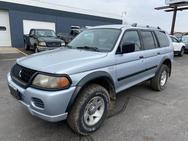2004 Mitsubishi Montero Sport for sale at Eagle Auto LLC in Green Bay WI