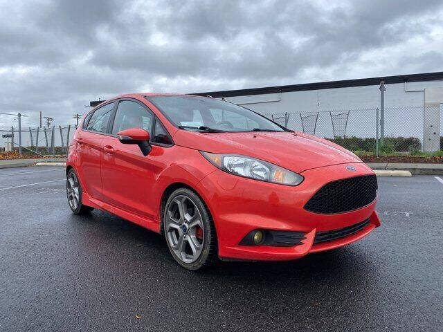 2014 Ford Fiesta for sale at Sunset Auto Wholesale in Tacoma WA