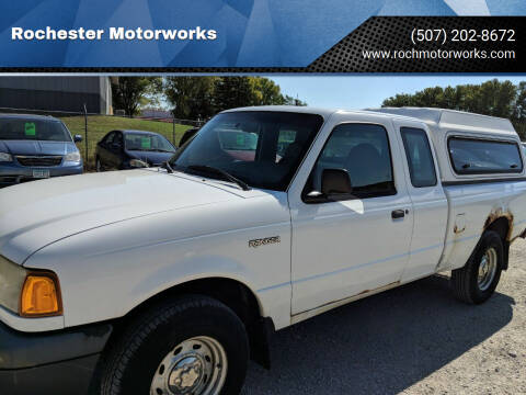 2002 Ford Ranger for sale at Rochester Motorworks in Rochester MN