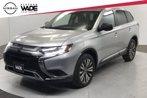 2020 Mitsubishi Outlander for sale at Stephen Wade Pre-Owned Supercenter in Saint George UT