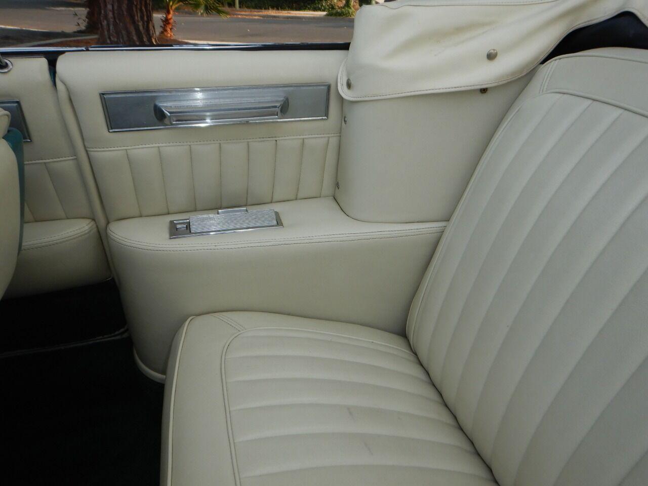 1961 Cadillac Eldorado Biarritz 62