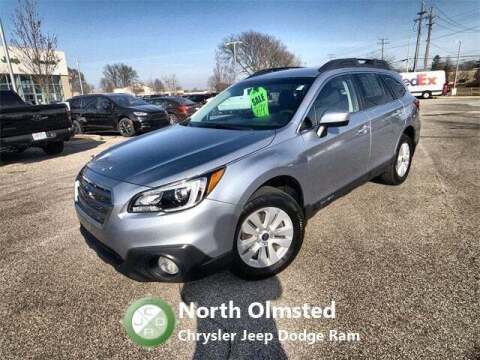 2016 Subaru Outback for sale at North Olmsted Chrysler Jeep Dodge Ram in North Olmsted OH