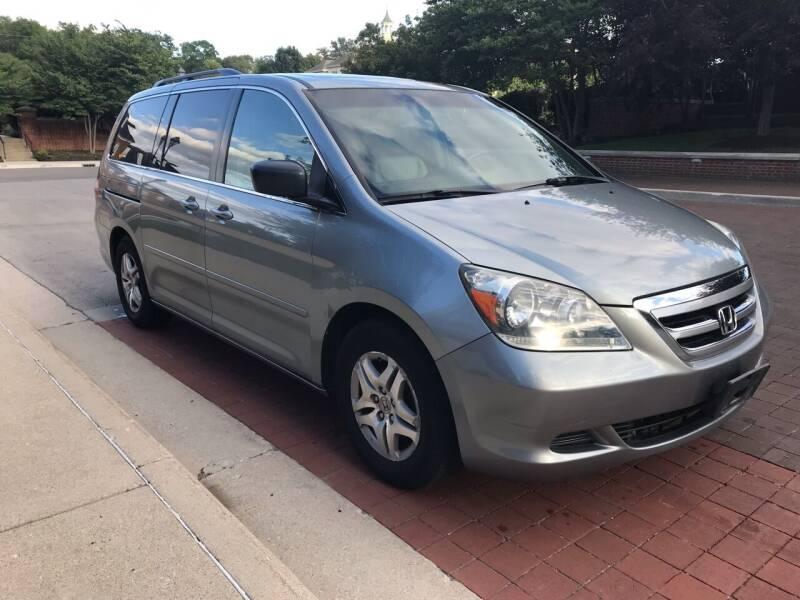 2007 Honda Odyssey for sale at Third Avenue Motors Inc. in Carmel IN
