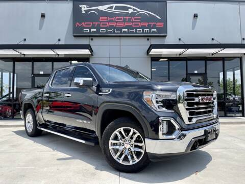 2020 GMC Sierra 1500 for sale at Exotic Motorsports of Oklahoma in Edmond OK