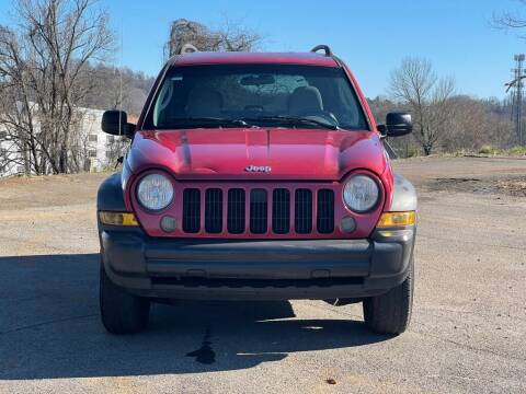 2006 Jeep Liberty for sale at Car ConneXion Inc in Knoxville TN
