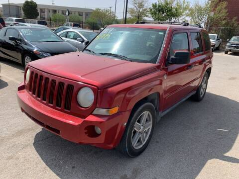 2007 Jeep Patriot for sale at Legend Auto Sales in El Paso TX