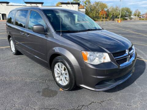 2016 Dodge Grand Caravan for sale at H & B Auto in Fayetteville AR